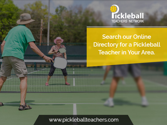 6 Months Free! - Use the promo code PCI to get 6 months free access to Pickleball Teachers Network — the best online directory for pickleball instructors. It's an exclusive promotion for our members!