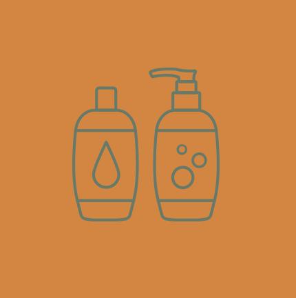 Lotions & Liquid Soap