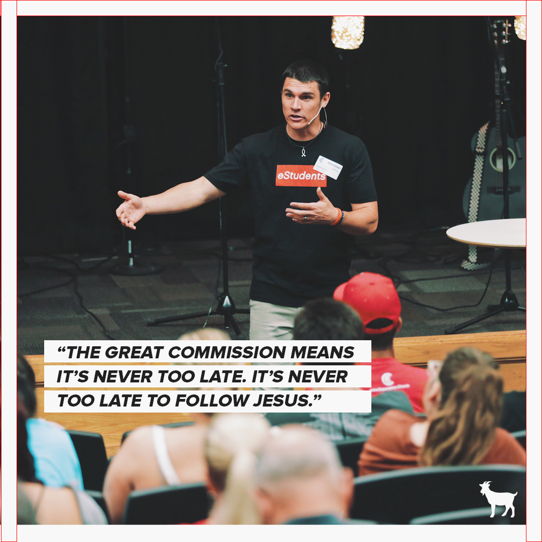"Pastor Christian Gaffney ""The Greatest"""