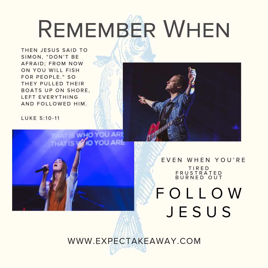 """Pastor Christian Gaffney """"More Than More - Remember When"""""""
