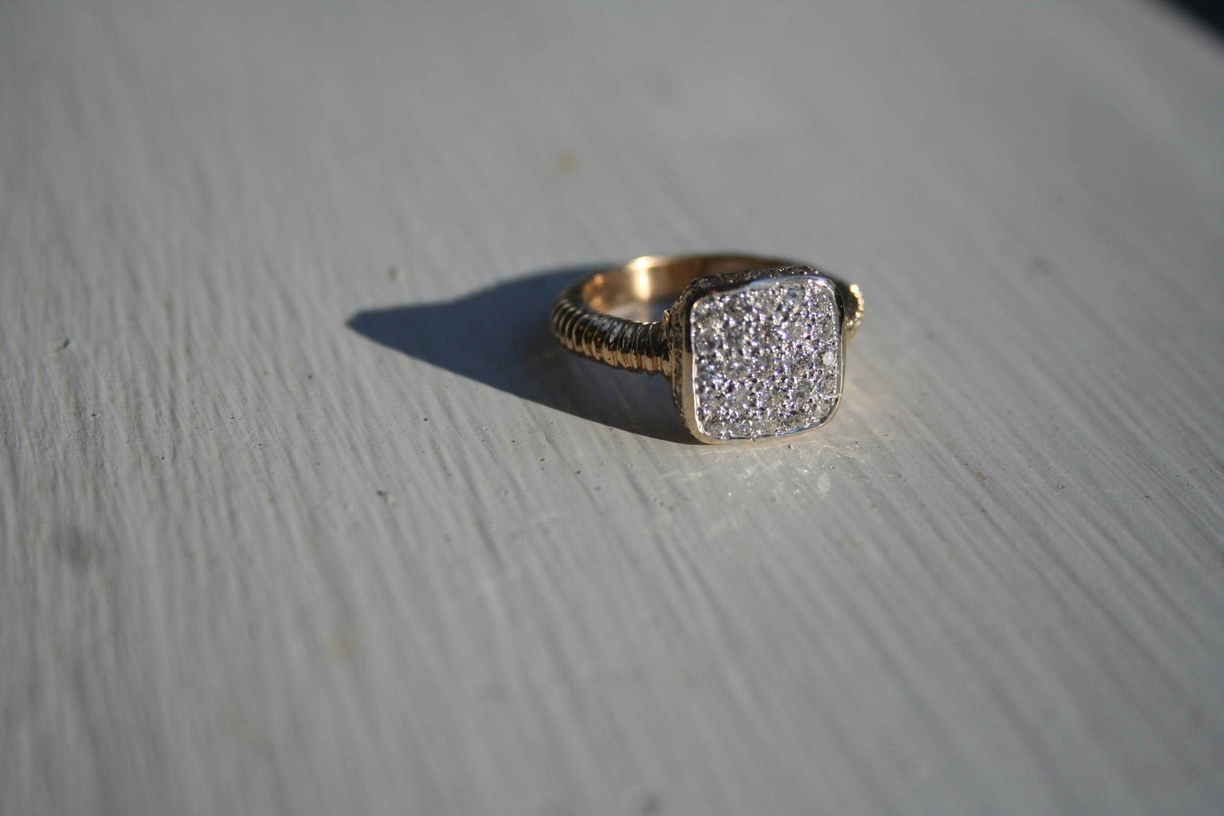 Diamond Ring Reset