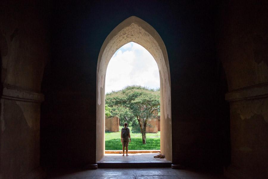 Goodbye Bagan.