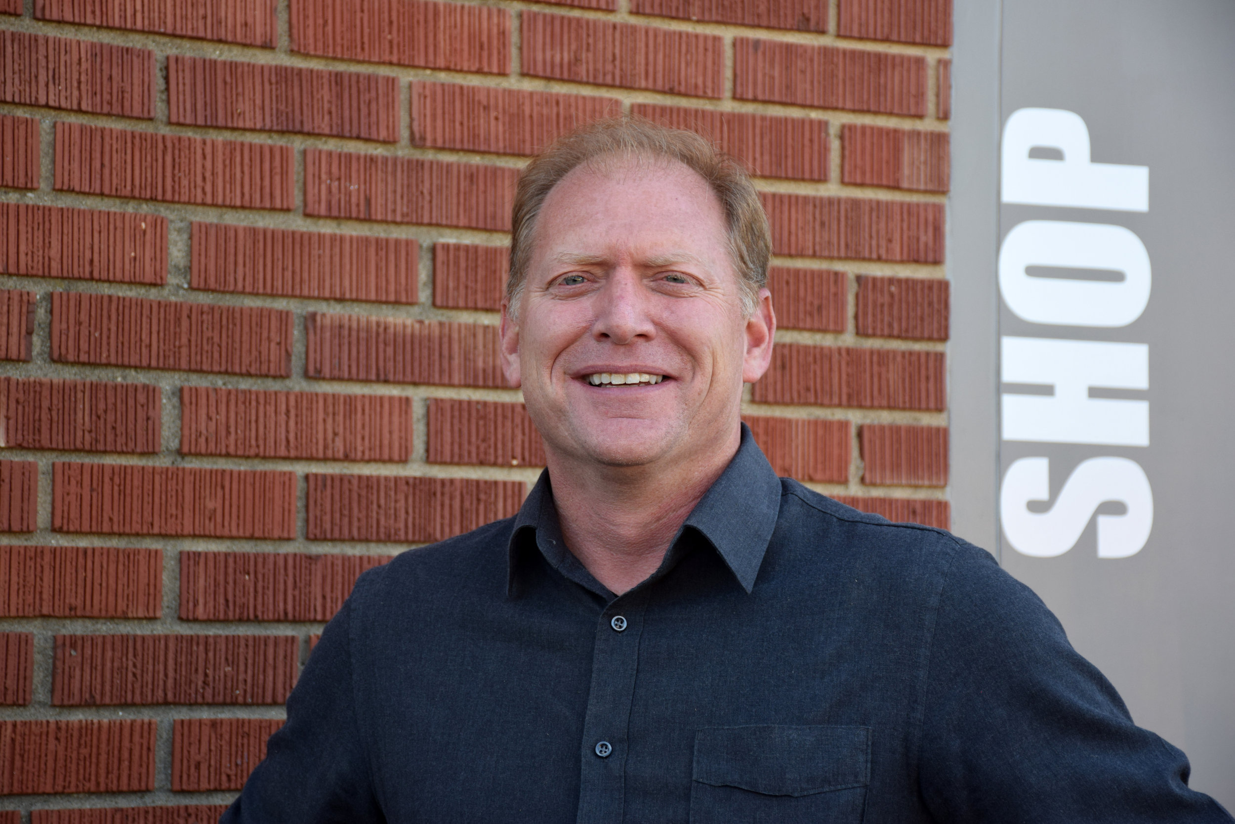 BRAD NOE , AIA Louisville Office Director