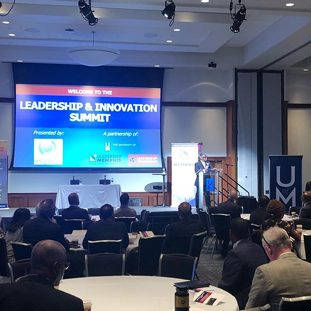 Last week we spent an engaging morning in Memphis discussing ethics and leadership in the age of disruptive technologies. MIT scholar  R. David Edelman encouraged 200+ community leaders to ask where and how to use this technology and not let it absolve us of accountability. We were very happy to partner with @leadershipmemphis & @uofmemphis for this community engagement event.