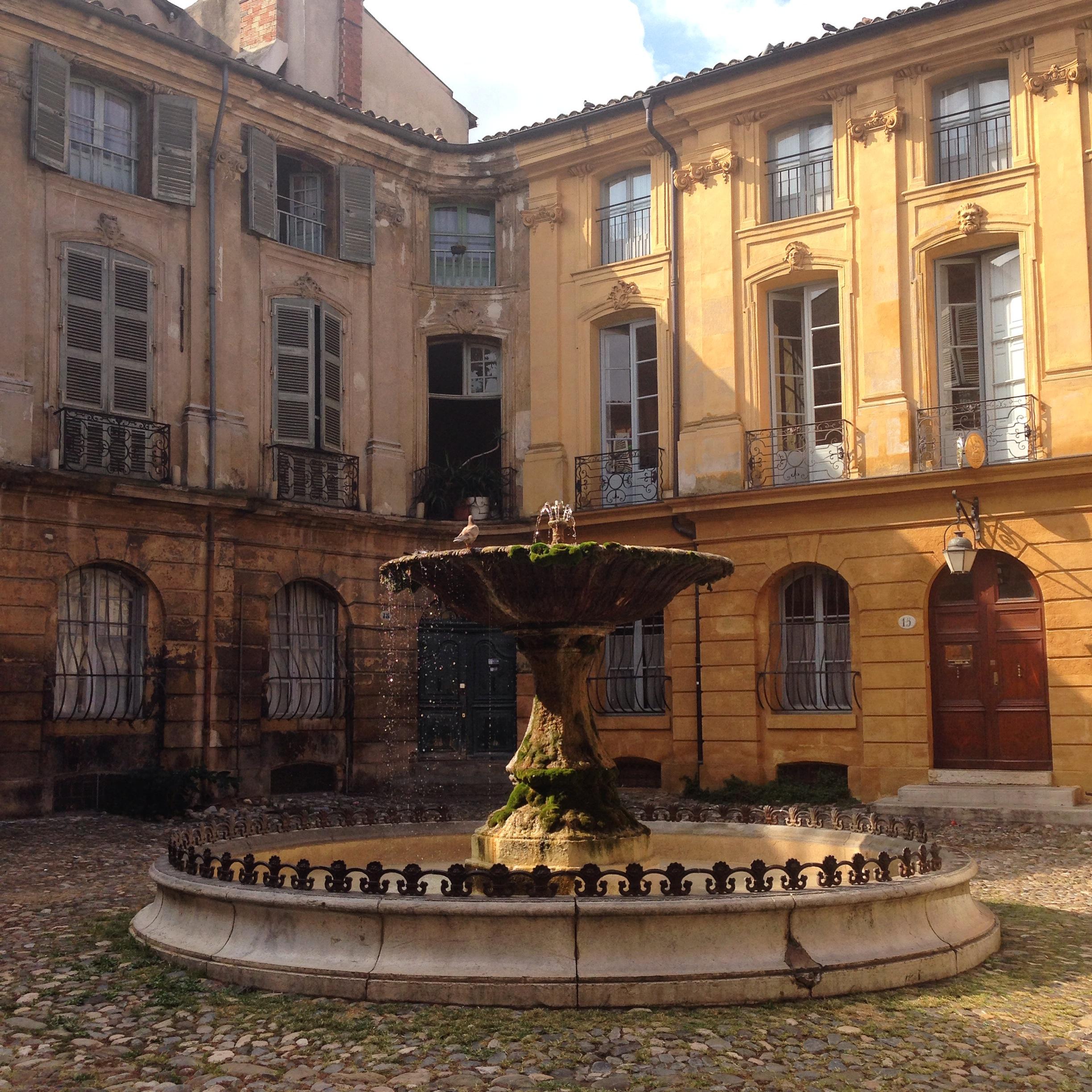Aix-en-Provence, 2015