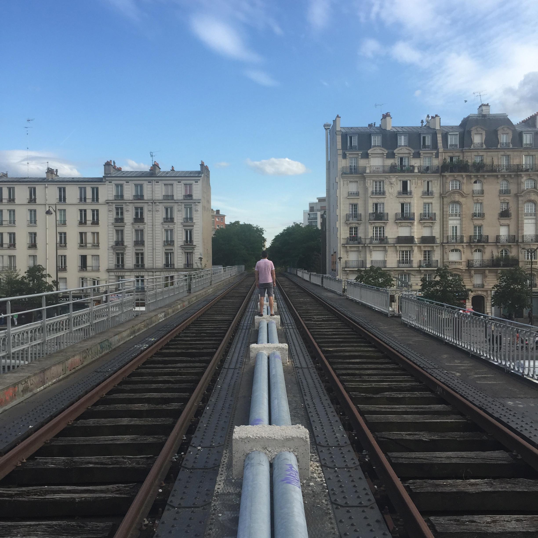 La Petite Ceinture, Paris, 2015