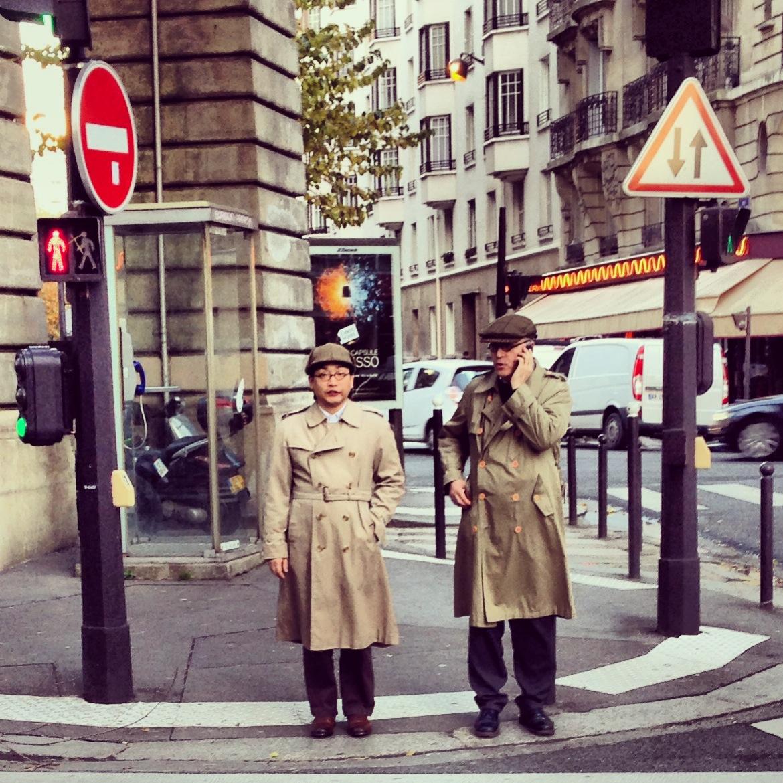 Boulevard de Grenelle, Paris, 2013