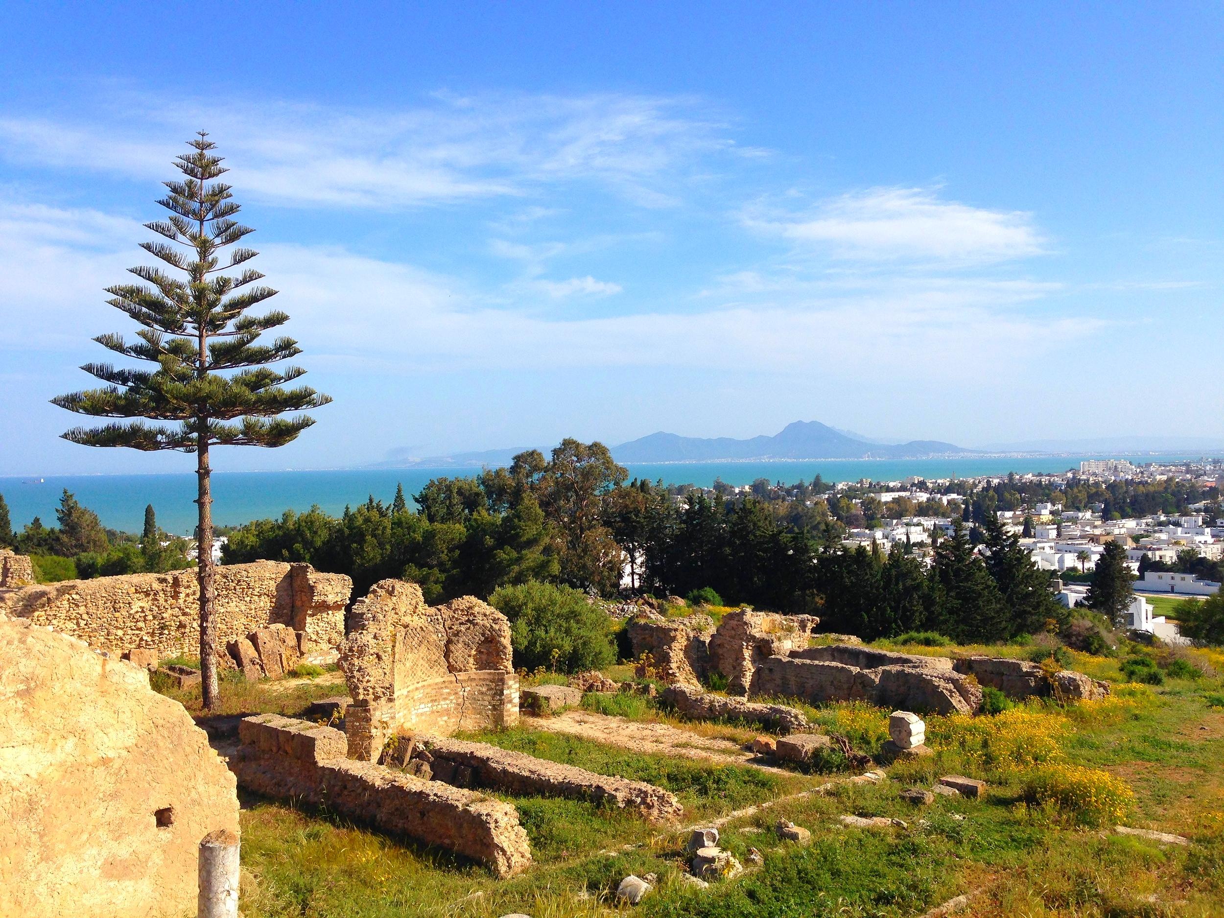 Carthage, Tunisia, 2015