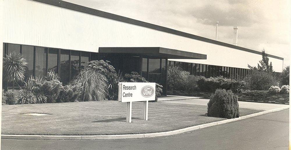 Ford of Australia Research Centre Circa 1990.