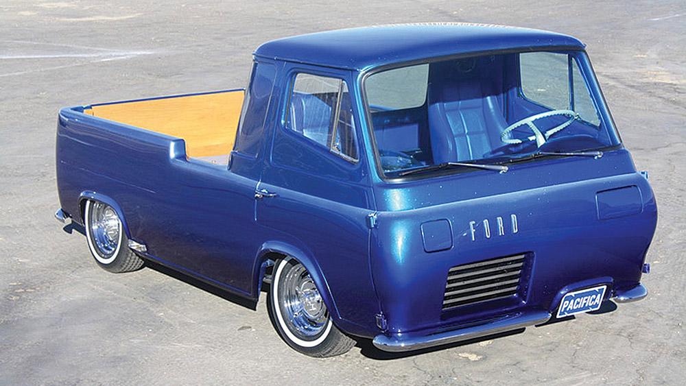 1962 Ford Econoline Pacifica