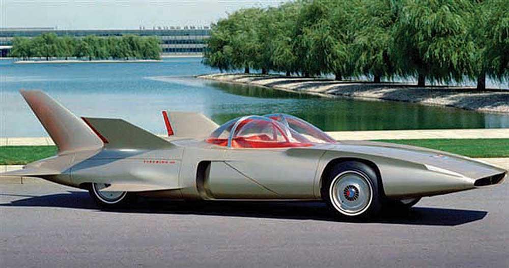 General Motors Firebird lll