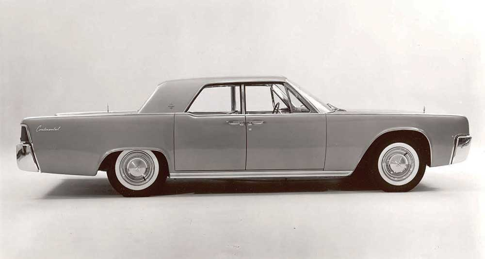 196 Llincoln Continental