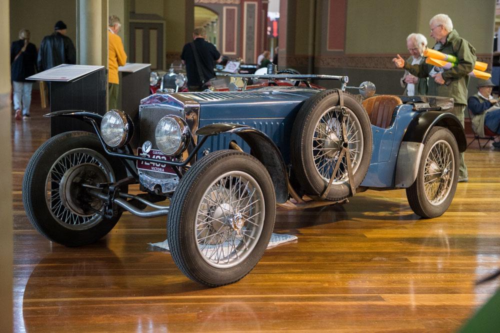 1931 Frazer Nash Boulogne