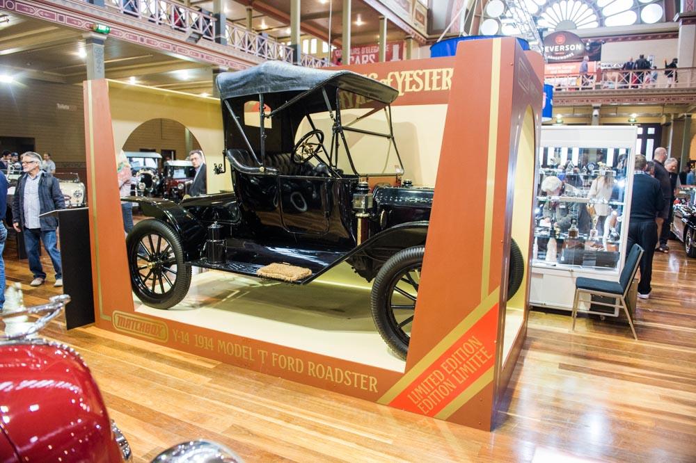 1914 Model T still in the box!