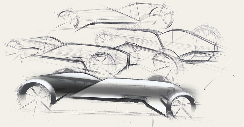 Art Of Drive An Interview With Automotive Designer Pavel Islyamov Fuel Tank