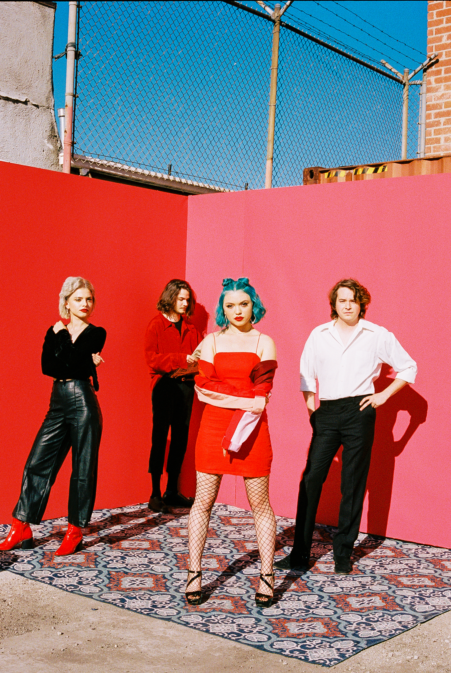 Hey Violet  / Capitol Records