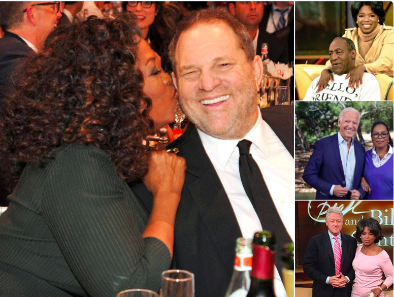 Oprah in vplivneži vseh vrst.