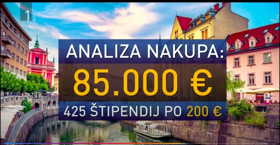 Tarča, RTV SLO