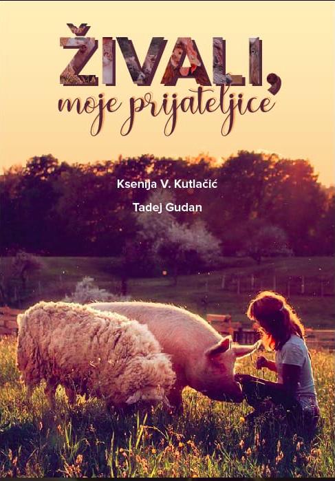 Knjiga o rešenih živalih in njihovih usodah.