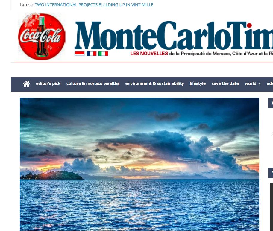 Monako, Coca Cola in ekologija