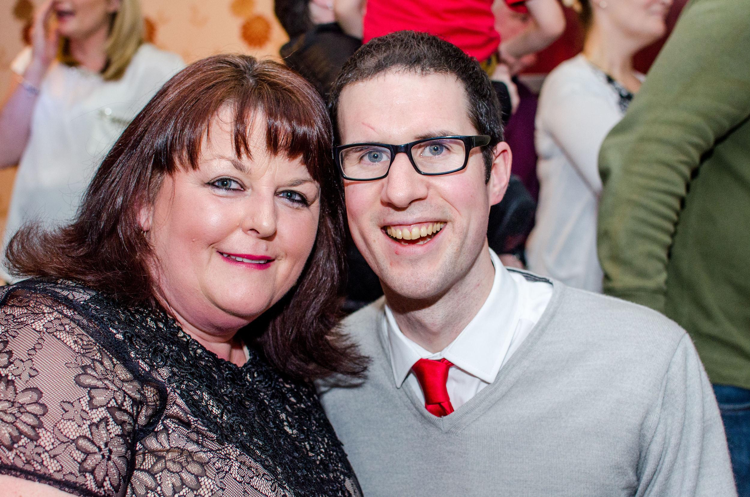 Cath Cunningham from Irish Community Care