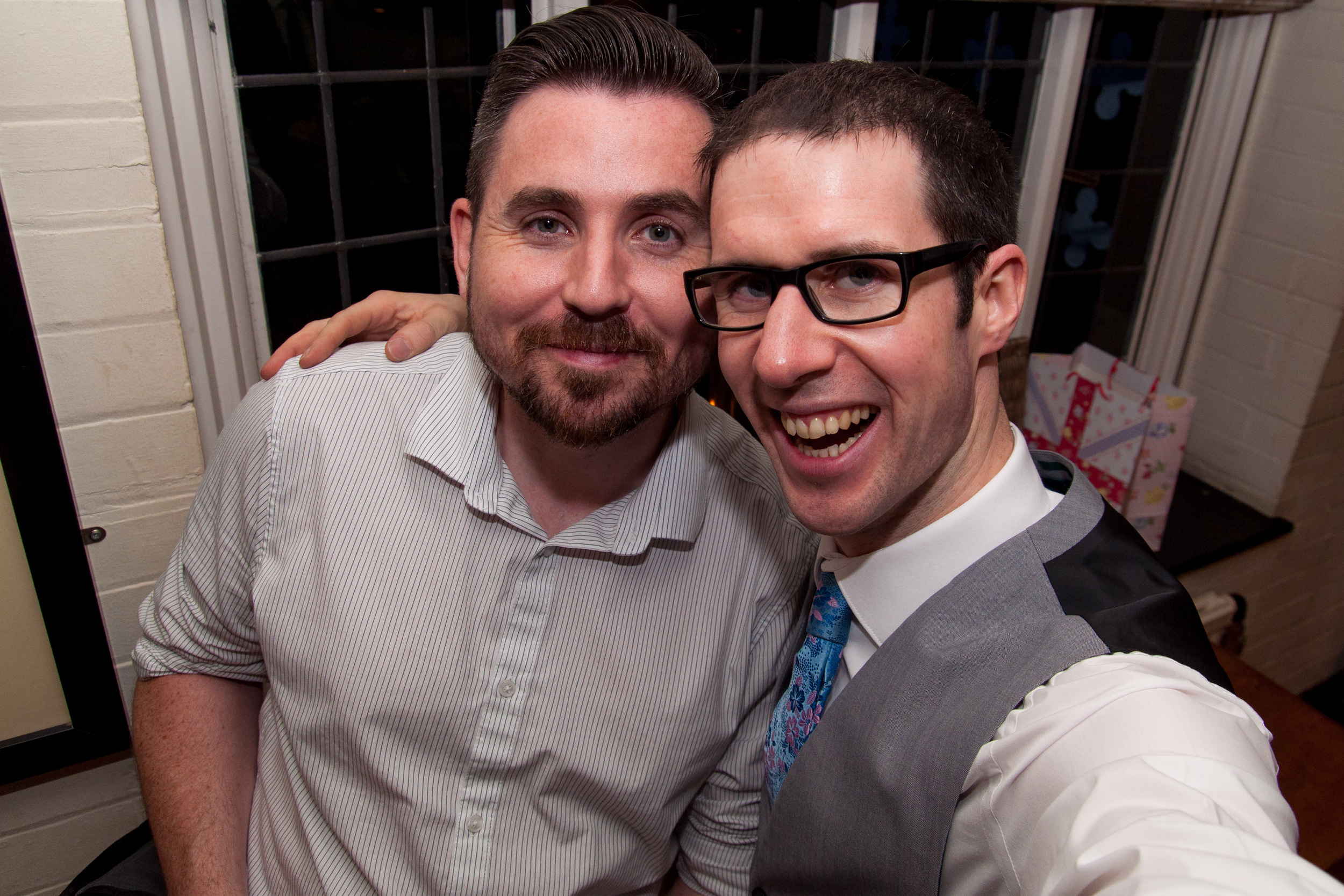 Wedding-DJ-Adam-Carr-and-Andy-Keher-at-a-Samlesbury-Hall-Wedding-in-Preston