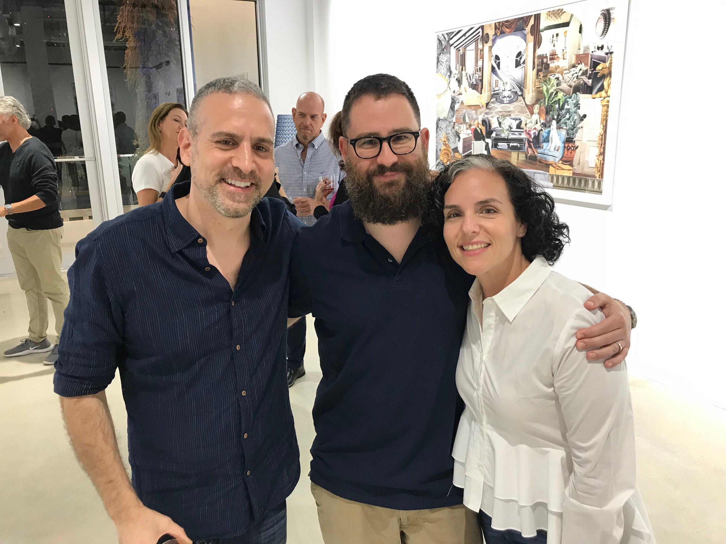 Rudin, De Bakarlarz, Liberman Opening Night