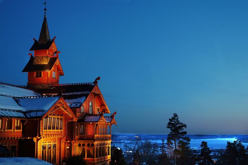 Scandic Holmenkollen hotel