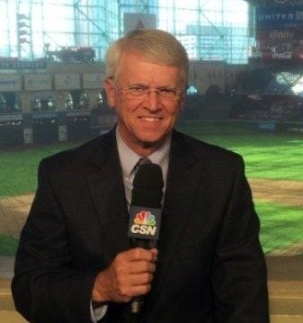 Bill Brown, Houston Astros