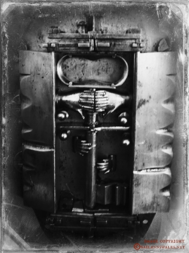 Puzzle Padlock from Victoria & Albert Museum, London