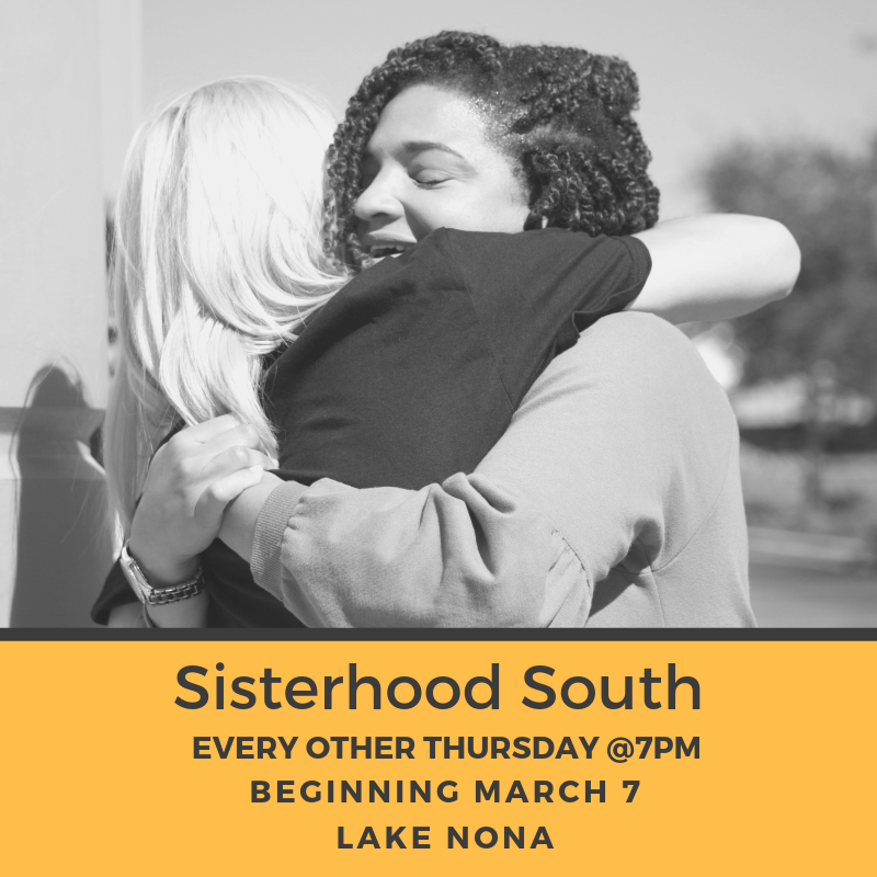 Calling all sisters of SE Orlando from middle school and up. This semester will be filled with encouragement, prayer, and friendship.  We'll enjoy great coffee, tea, snacks, and friendship as we focus on increasing our relationships with God and others. Children are welcome, however, childcare is not provided.