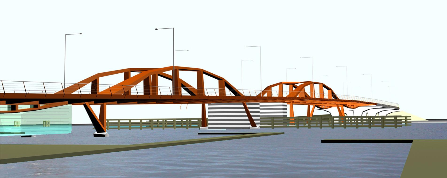 Schoteroogbrug - Haarlem (3)