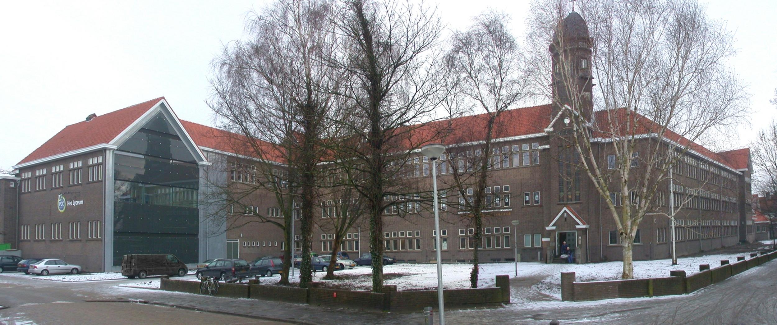 Petrus Canisius College, Het Lyceum - Alkmaar