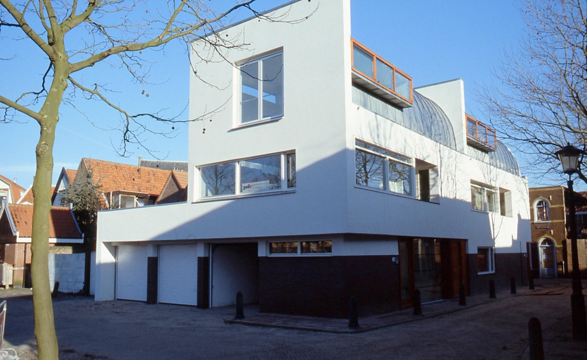 Drie woningen Groot Nieuwland - Alkmaar