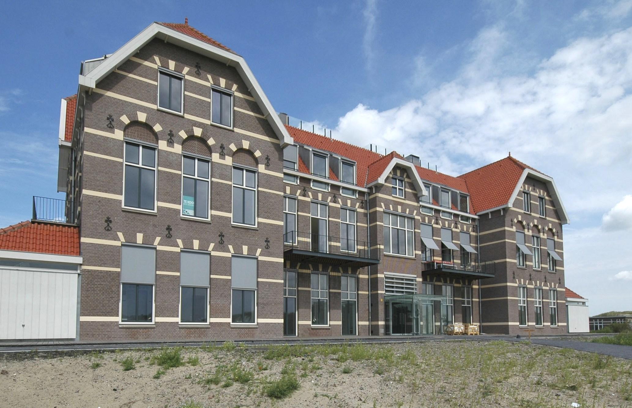 Koloniehuis - Egmond aan Zee