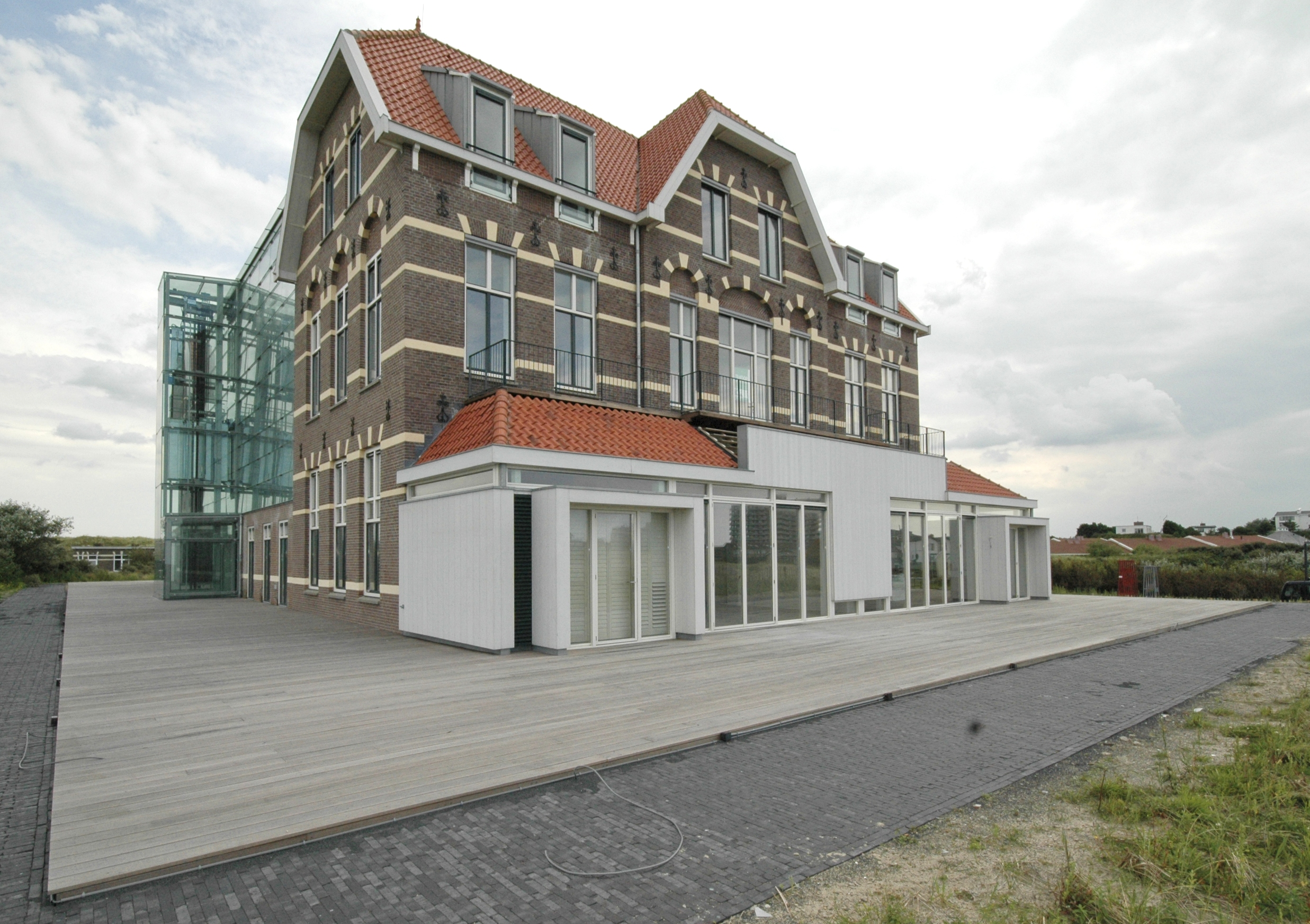 Koloniehuis, Egmond aan Zee (4)
