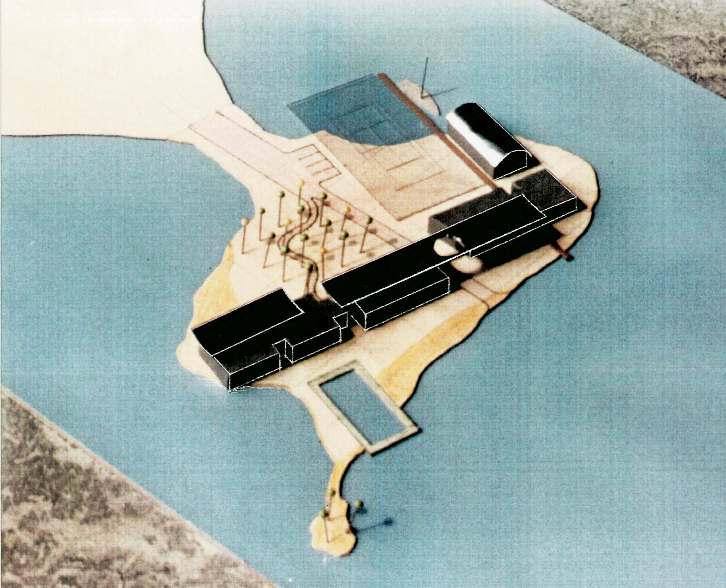 Landhuis, Spaanse Water - Curaçao