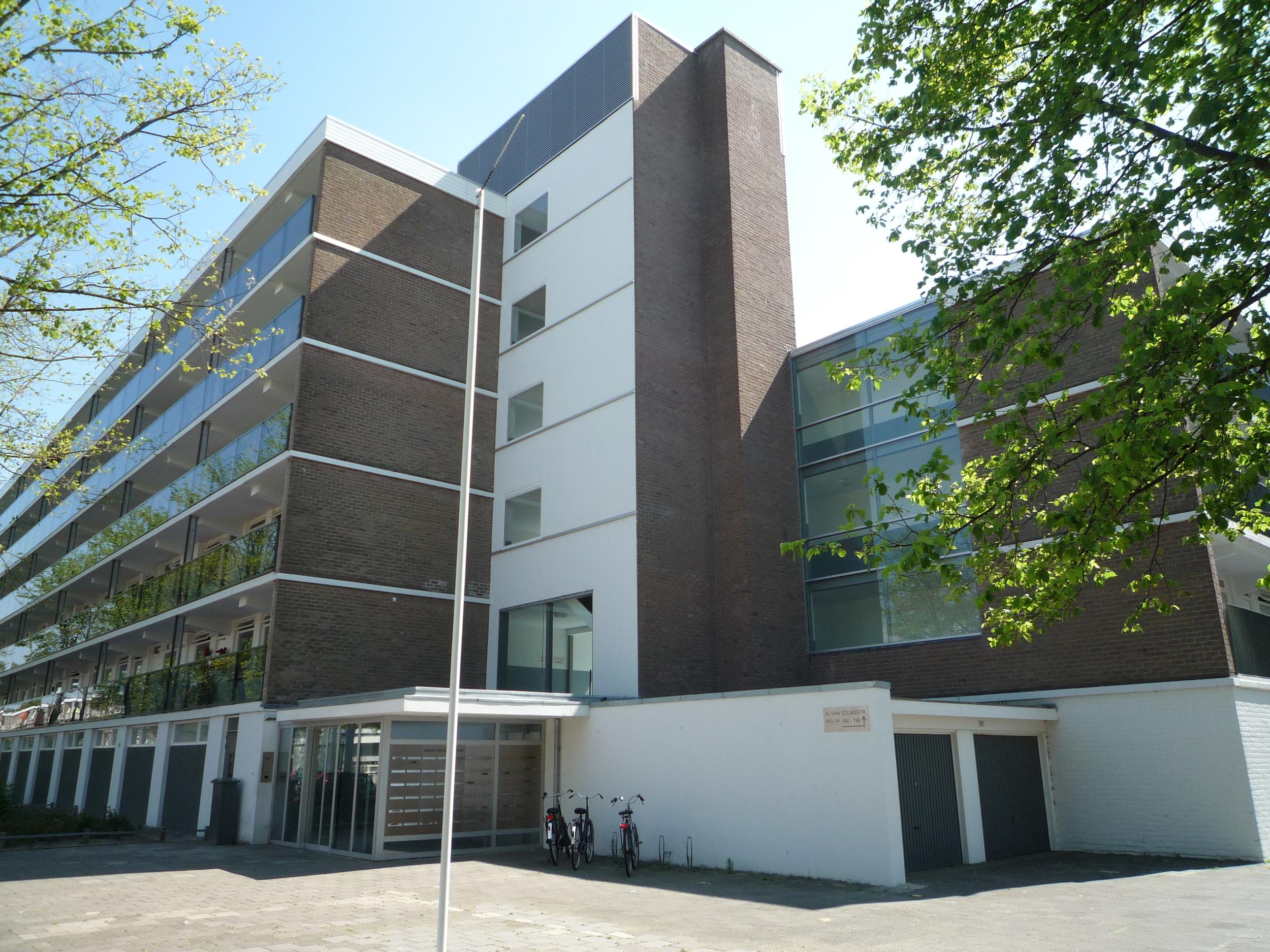 Amalia van Solms renovatie