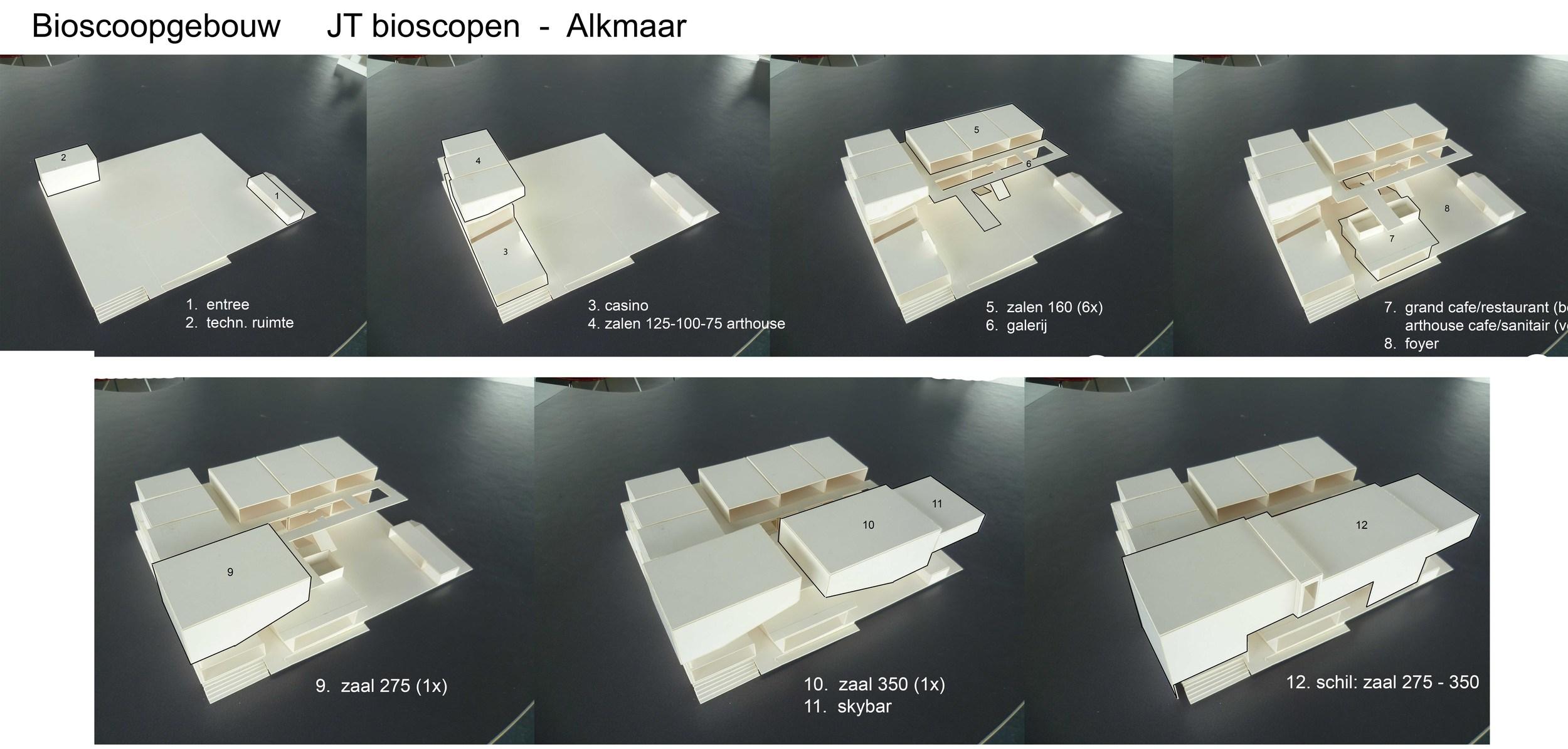 Bioscoop - Alkmaar Sequense