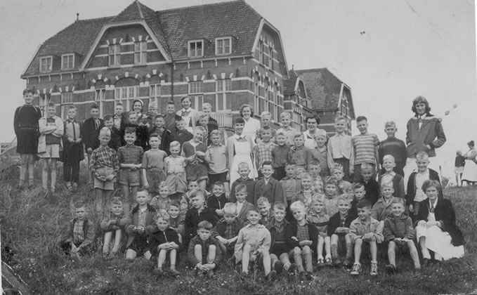 Koloniehuis, Egmond aan Zee