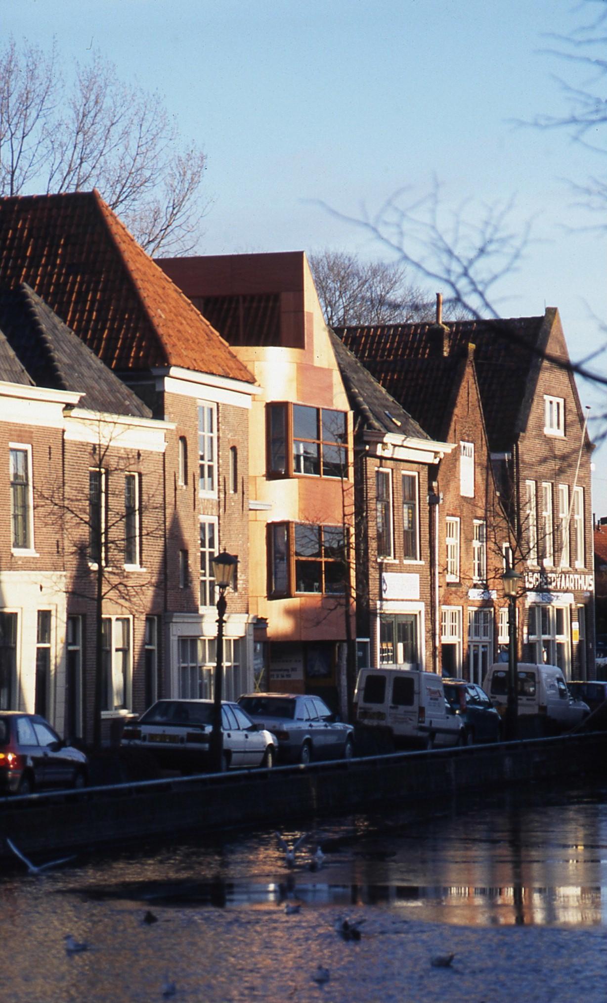 Twee woningen, Luttik Oudorp - Alkmaar