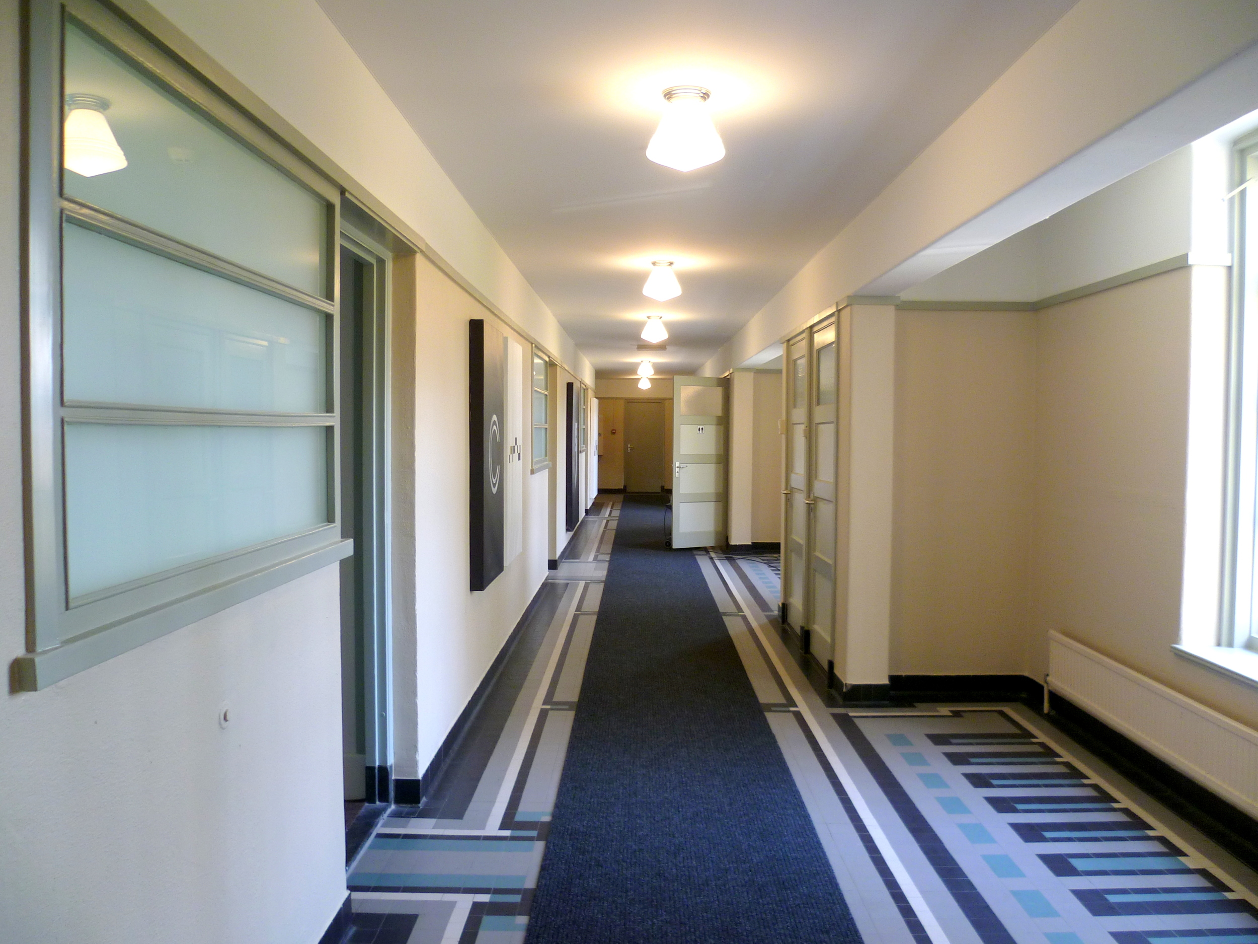College Hotel gangruimte