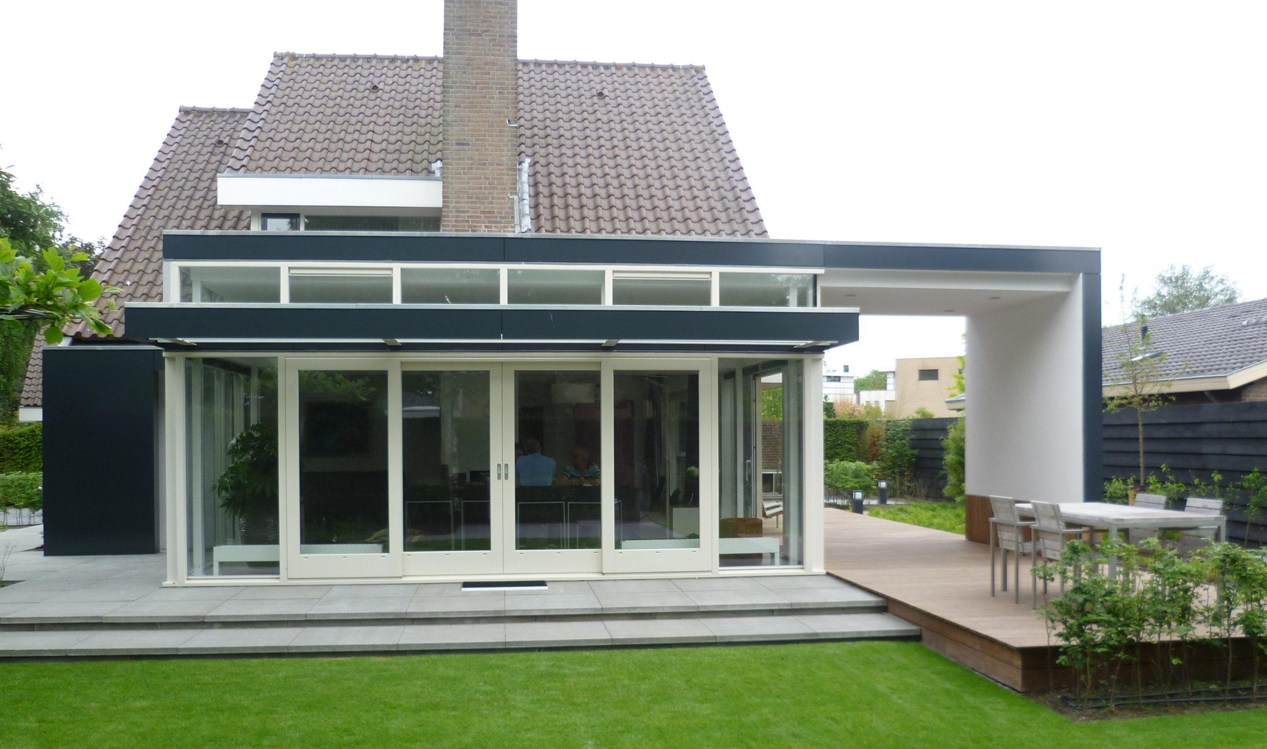 Woninguitbreiding Anthonie van Dycklaan - Alkmaar