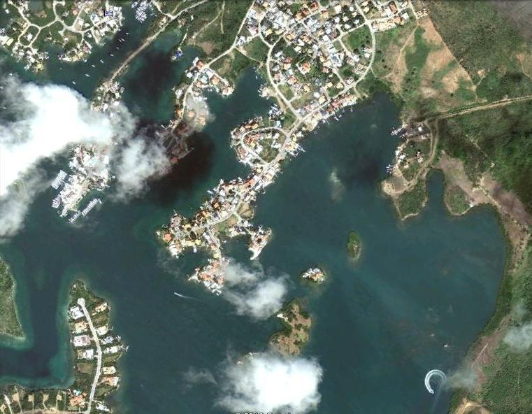 Landhuis, Spaanse Water - Curacao