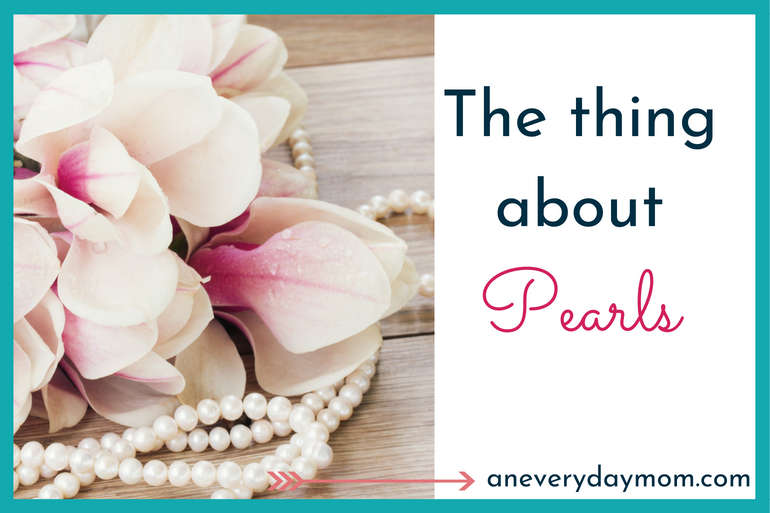 The thing about pearls