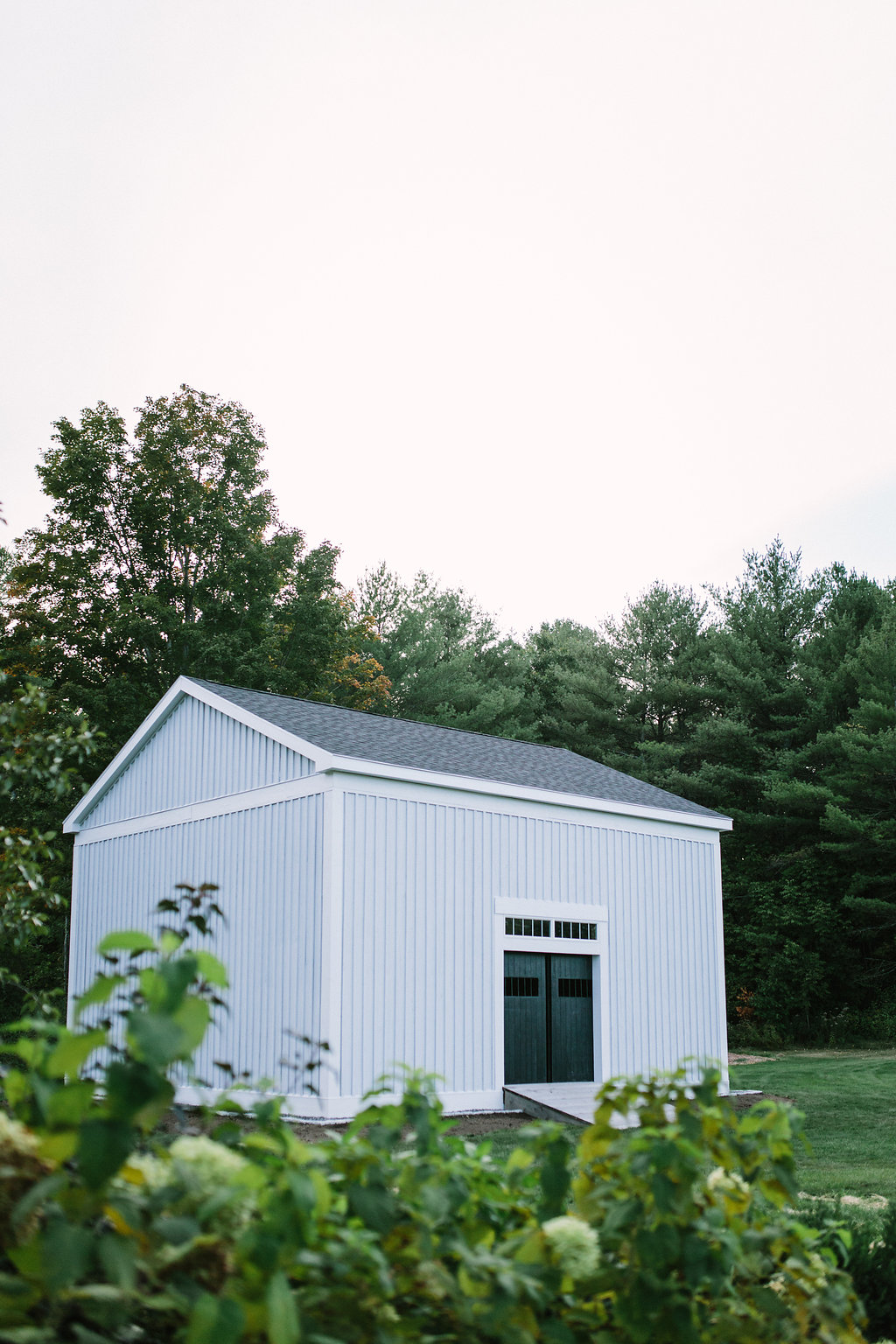 Rustic elegant Maine wedding barn venue: The Barn at Flanagan Farm