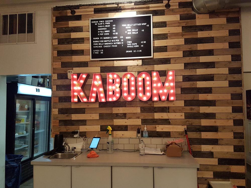 Kaboom Chicken