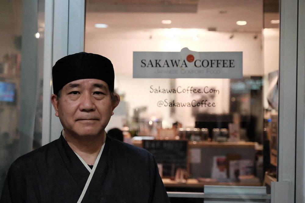 Sakawa Coffee