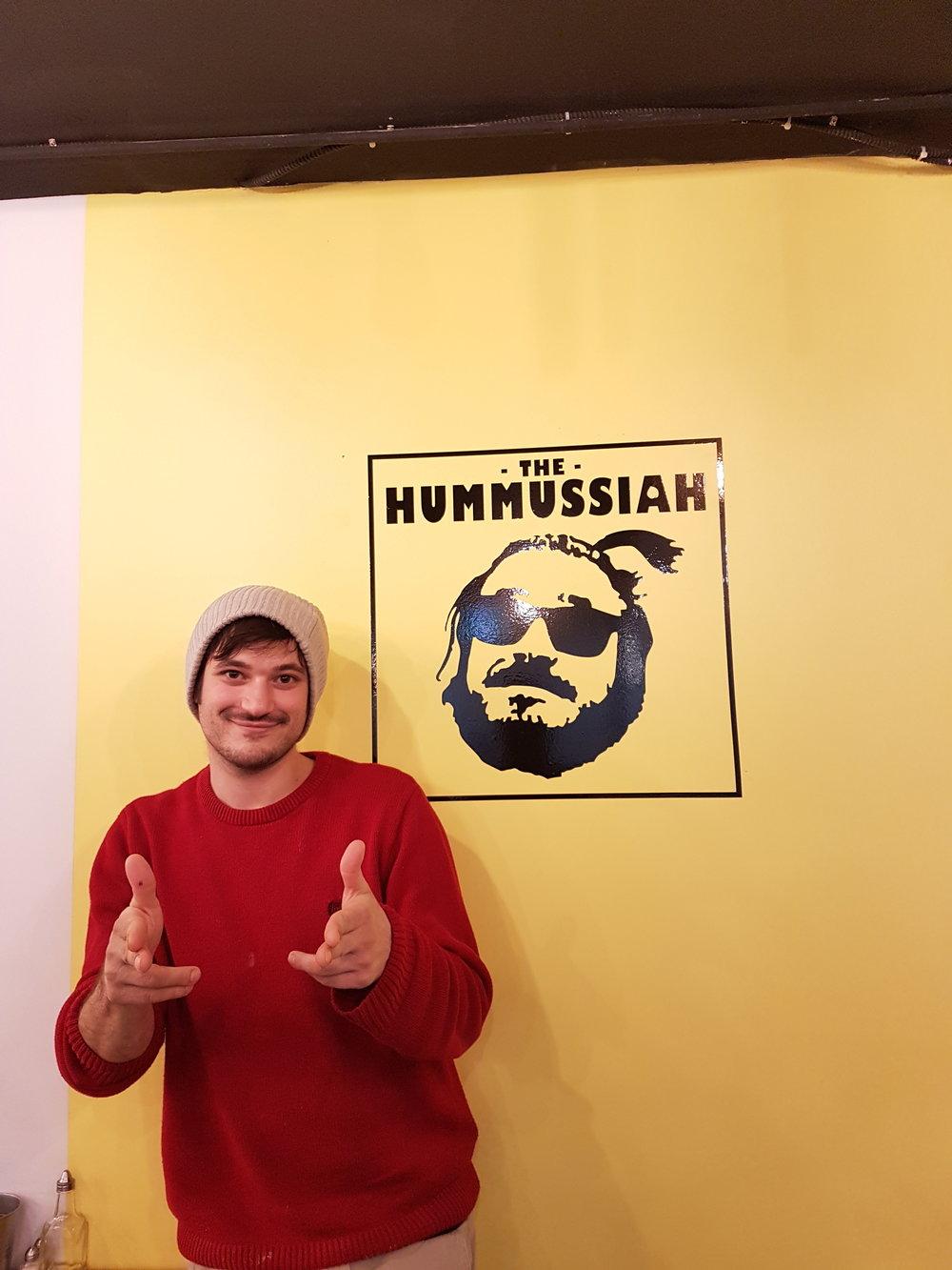 The Hummussiah