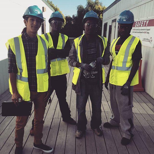 Happy Friday from the YU Green crew! #TGIF